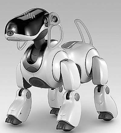 Робот-щенок AIBO корпорации Sony